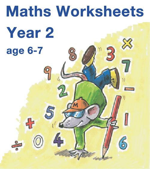 Year 2 Maths Worksheets