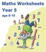 Year 5 Maths Worksheets